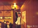 4/11 新歓飲み@和民in高幡 乾杯!!