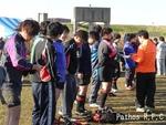 2010_4部決勝_VS獏の会 プレマッチ
